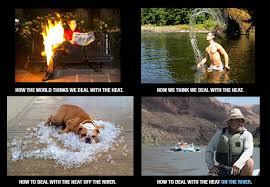 Hot Hot Hot Meme - too hot hot dam arizona river runners blog