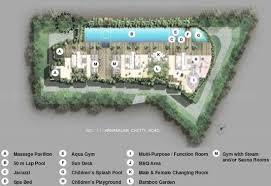 the inspira floor plan the inspira condo details arnasalam chetty road in orchard