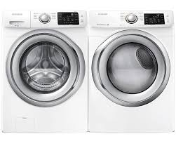 best black friday deals for washer and dryer amazon com samsung appliance white front load laundry pair with