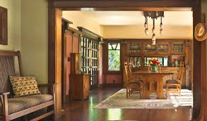 bungalow home interiors a craftsman house built by the same firm grauman s
