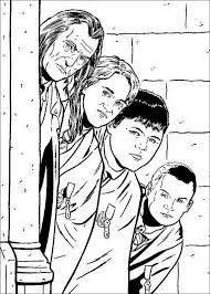 70 harry potter coloring pages images harry