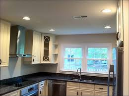 Recessed Lighting In Kitchen Recessed Can Lights White Recessed Canlight With Blankup Cover