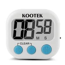 buy a simple digital kitchen timer u0026 kitchen clocks http