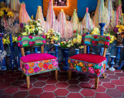 Mexican Chairs Mexican Furniture Etsy