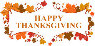 happy thanksgiving clipart banner clipartxtras
