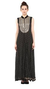 black sleeveless jumpsuit buy indian designer black silver embellished sleeveless jumpsuit