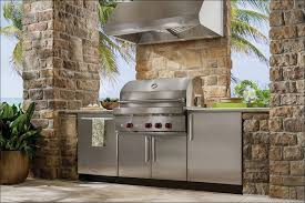Stainless Steel Doors Outdoor Kitchens - stunning outdoor kitchen access doors pictures home decorating