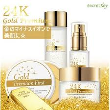 Serum Secret Key qoo10 korea cosme secret key 24k gold premium series 24k gold