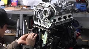 vw golf mk6 gti 2 0 tsi engine rebuild reparatie motor golf 6
