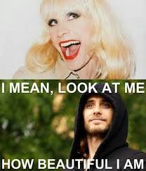 Jared Leto Meme - 86 best why jared leto should host snl images on pinterest 30