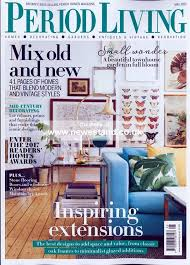 period homes interiors magazine period living magazine subscription buy at newsstand co uk