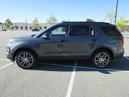 ford explorer sport wheels 2017 ford explorer sport 4wd at watertown ford serving boston