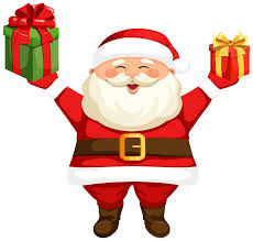 santa claus with gifts png clipart image gallery yopriceville