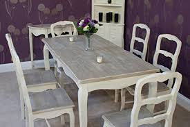 Shabby Chic Dining Table Sets Contemporary Design Shabby Chic Dining Table And Chairs