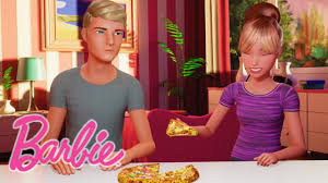 196 Best Barbie Dream House The Pizza Challenge With Ken Barbie Vlog Episode 39 Youtube
