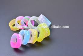 rubber wedding rings high quality embossed silicone rubber wedding rings buy silicone