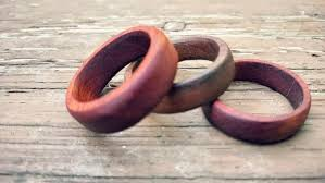 make wood rings images 10 steps to making a wood wedding ring woodworking network jpg