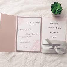 pink wedding invitations pink wedding invitations plumegiant