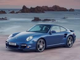 porsche carrera 911 turbo 2007 blue porsche 911 turbo wallpapers