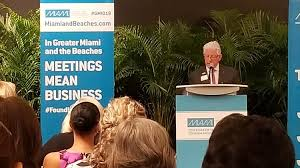 miami bureau of tourism greater miami convention and visitors bureau report says overnight