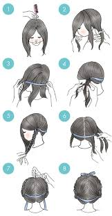 10 awesome hairstyles you can create within 5 minutes