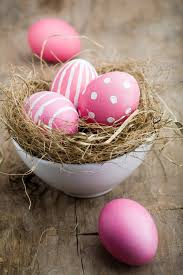 pink easter eggs easter egg decoration ideas easter egg and decorating
