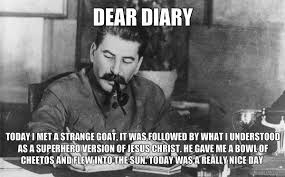 Stalin Memes - stalin is blessed know your meme