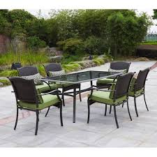 better homes and gardens providence 7 piece outdoor dining set
