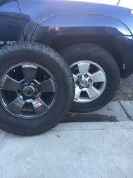 should i paint my wheels gunmetal or leave them chrome tacoma