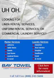 online linen rentals reliable linen rental service near green bay wi