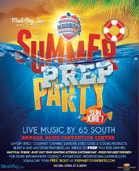 so cool summer prep party all set for sunday