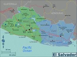 San Sebastian Spain Map by El Salvador U2013 Travel Guide At Wikivoyage