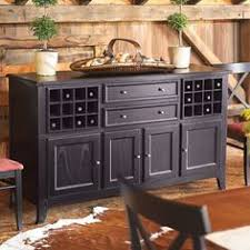 Dining Room Buffet Tables by Montego Wine Buffet U0026 Hutch Pottery Barn Home Decor Ideas