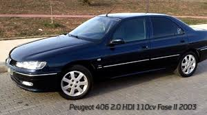 used peugeot 406 peugeot 406 2 0 hdi sr pack 110cv fase ii 2003 wmv youtube