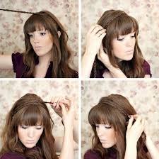 Sch E Frisuren Zum Selber Machen Bilder by Schöne Frisuren Zum Selber Machen Einfache Aber Schone Frisuren