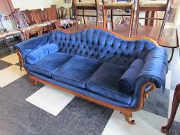 Blue Tufted Sofa by Exciting Royal Blue Tufted Sofa Pictures Ideas Surripui Net