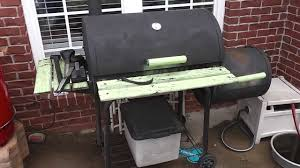 Char Griller Pro Deluxe Charcoal Grill by Char Griller Professional Snazzy New Paint Job Youtube