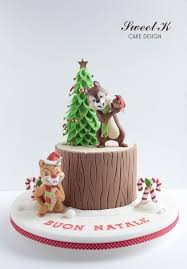 3781 best christmas winter cakes images on pinterest christmas