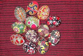 ukrainian decorated eggs popular decorated eggs are back at the ukrainian museum s easter