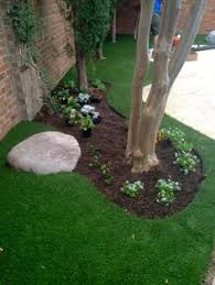 Artificial Grass Backyard by Artificial Grass Grasses Landscaping And Yards