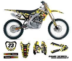 graphics for motocross bikes suzuki motocross graphics kit camo omx graphics