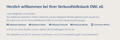 Volksbank Wien Baden Homepage Verbundvolksbank Owl Eg