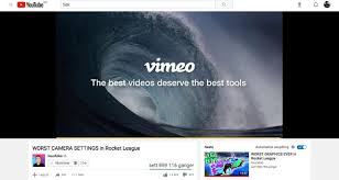 love how there u0027s now vimeo ads on youtube h3h3productions