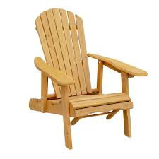 chaise adirondack leisure season reclining patio adirondack chair with pull out