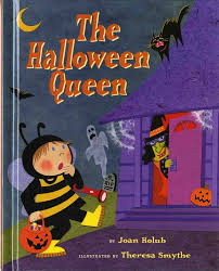 halloween photo book the halloween queen joan holub theresa smythe amazon com books