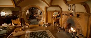 hobbit home interior an bilbo and thorin of thorin oakenshield and