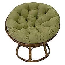 Rattan Papasan Chair Cushion Rattan Papasan Chair With Cushion Kitchen Dining
