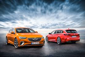 opel insignia trunk space opel relies on sportiness and space with the new gsi sports tourer