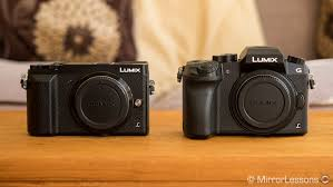 zebra pattern lumix panasonic gx80 gx85 vs g7 the complete comparison