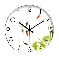 themed wall clock fish wall clock breathtaking pretty wall clocks wall clocks white